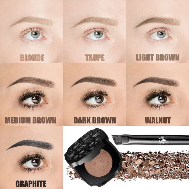 Kat Von D Beauty Brow Struck Dimension Powder