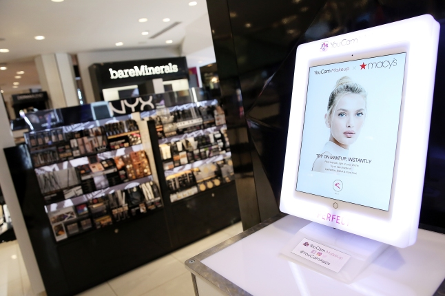 Perfect Corp. & Macy's Launch the Ultimate In-Store Virtual Beauty Retail Experience