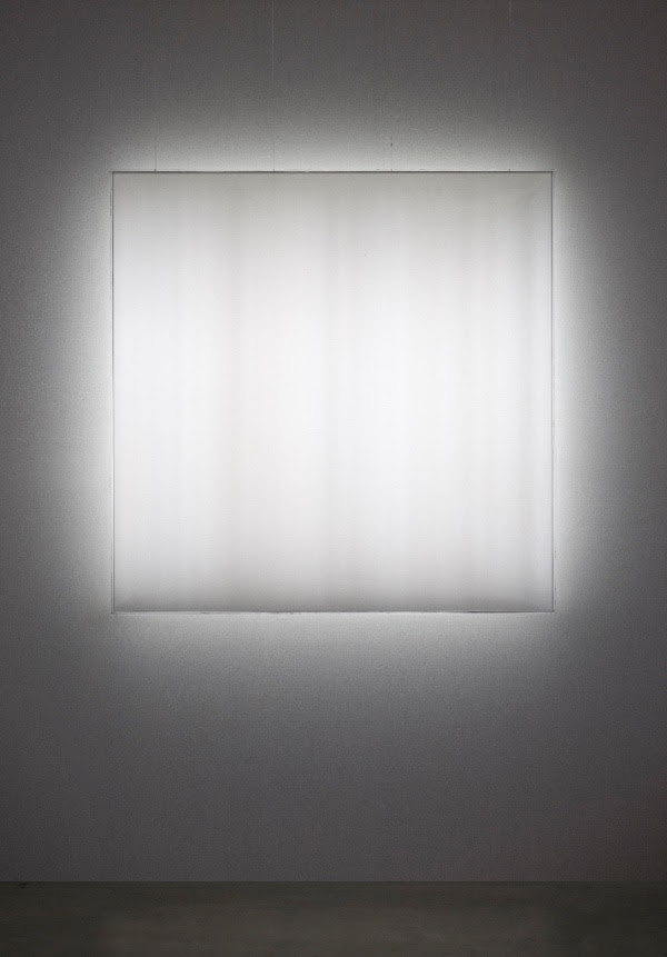 Mary Corse (b. 1945), Untitled (Space + Electric Light), 1968