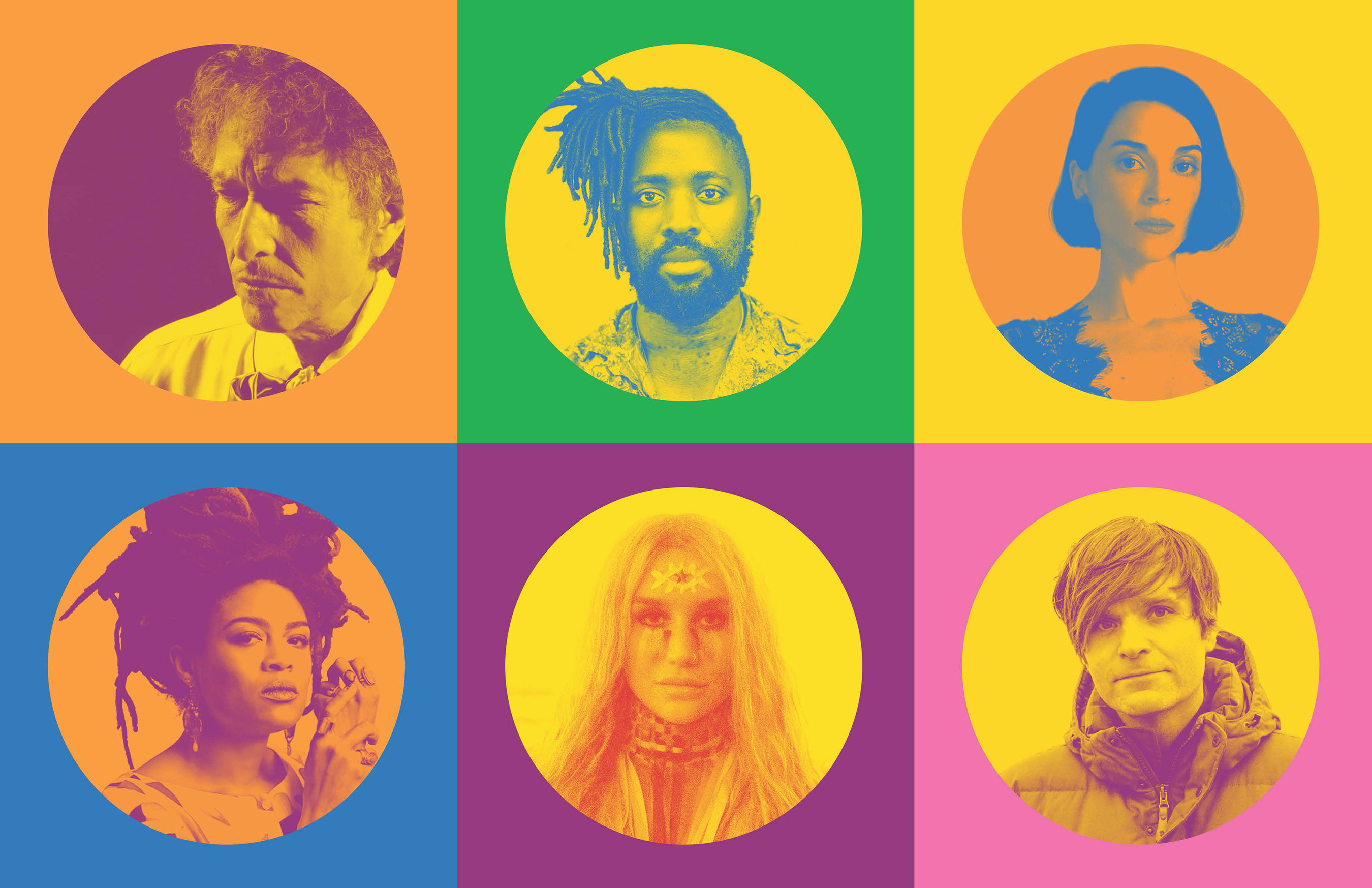 MGM Resorts releases UNIVERSAL LOVE, a collection of reimagined love songs for the LGBTQ community featuring Bob Dylan, Kesha, Benjamin Gibbard, St. Vincent, Valerie June and Kele Okerek