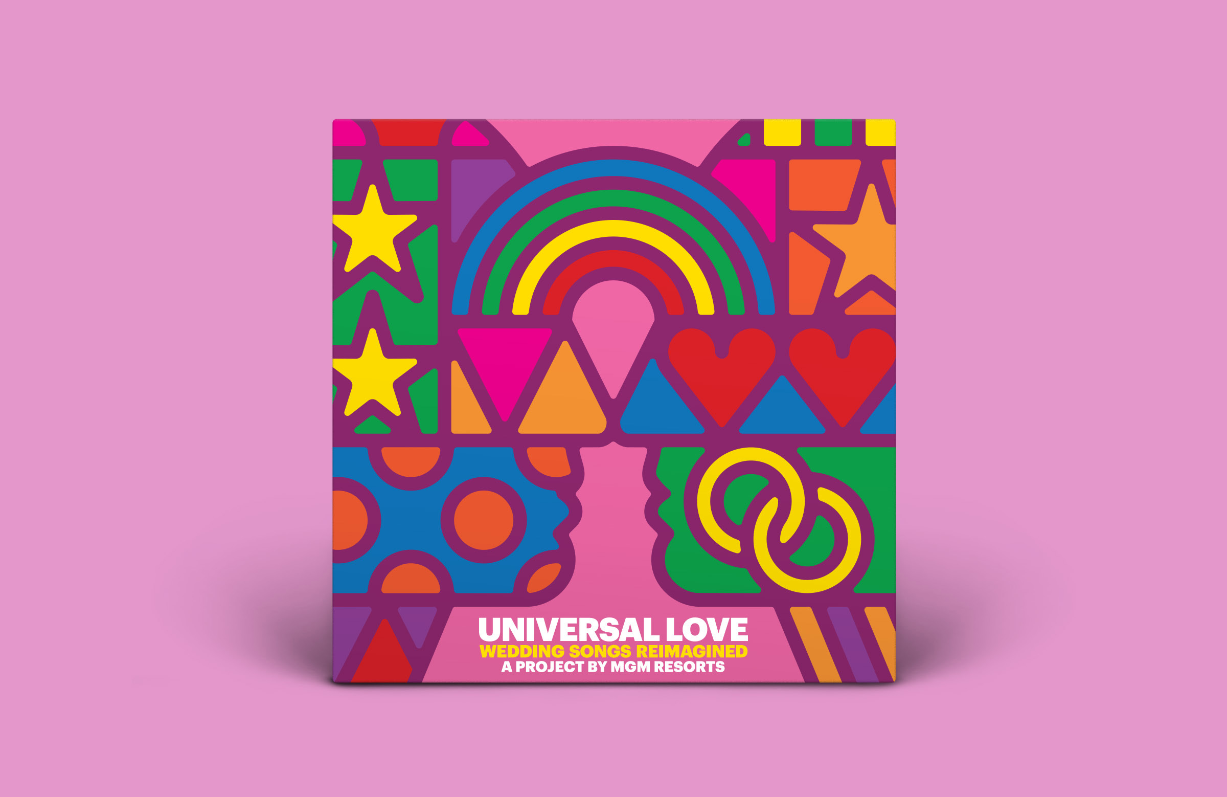 MGM Resorts releases UNIVERSAL LOVE, a collection of reimagined love songs for the LGBTQ community. Now streaming on Spotify, Pandora, iTunes and Apple Music.
