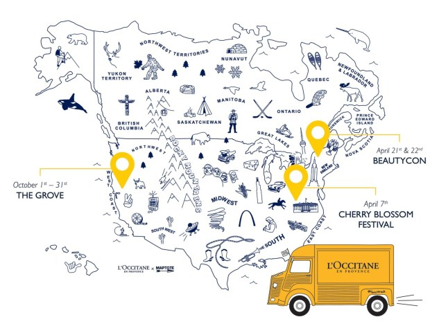 Locci-Truck-Map Infographic