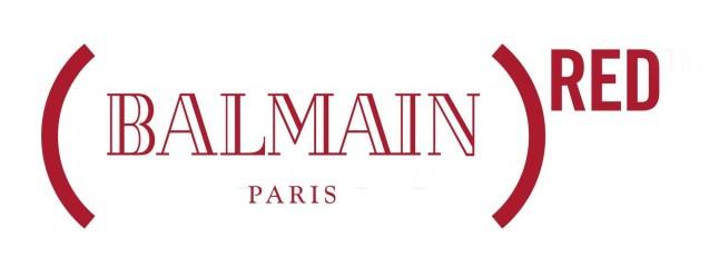 RED Balmain Logo