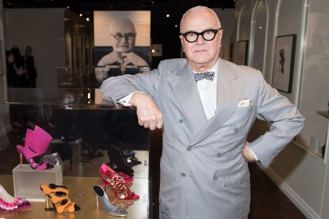 Bata Shoe Museum-Manolo Blahnik- The Art of Shoes