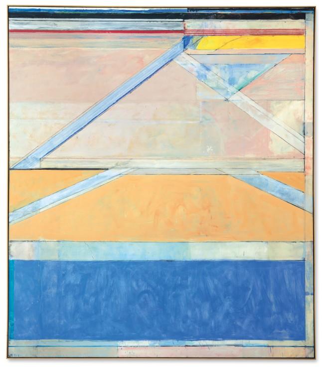 Richard Diebenkorn, Ocean Park #126