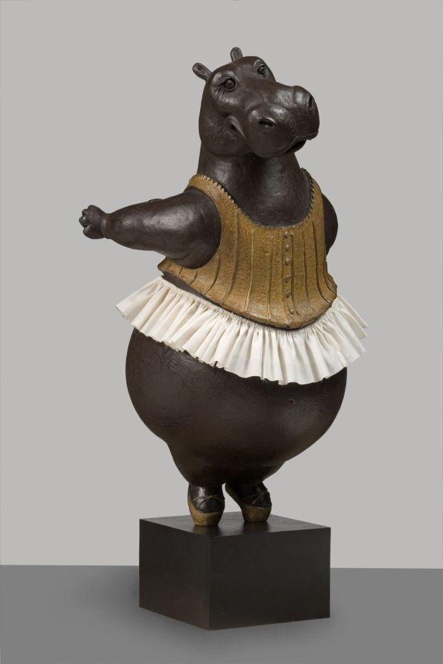 A Larger Than Life Animal Sculpture By Bjørn Okholm Skaarup