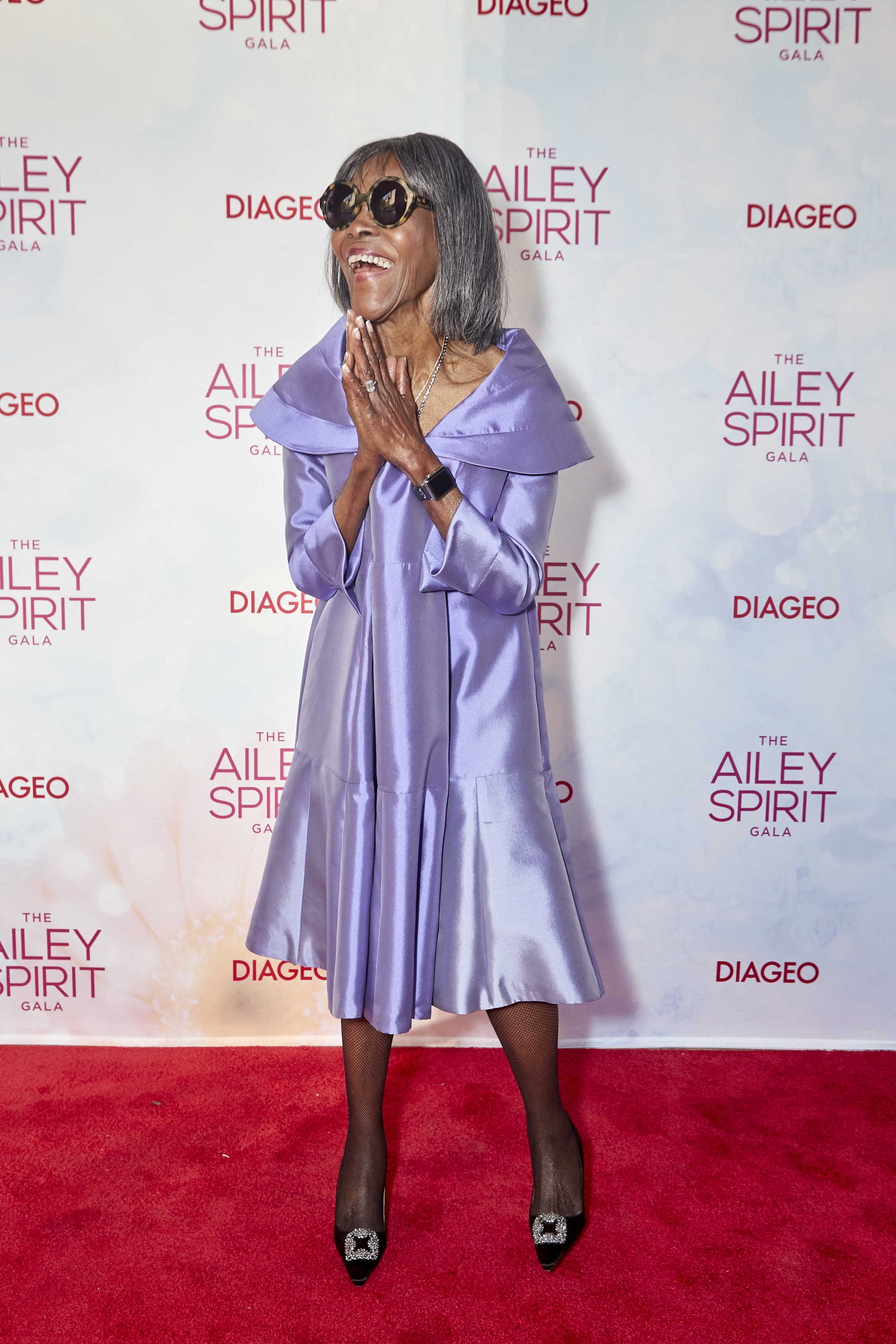 Cicely Tyson. CREDIT_ Photo courtesy of Ailey, DCP.
