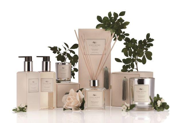 Cochine White Jasmine & Gardenia Range