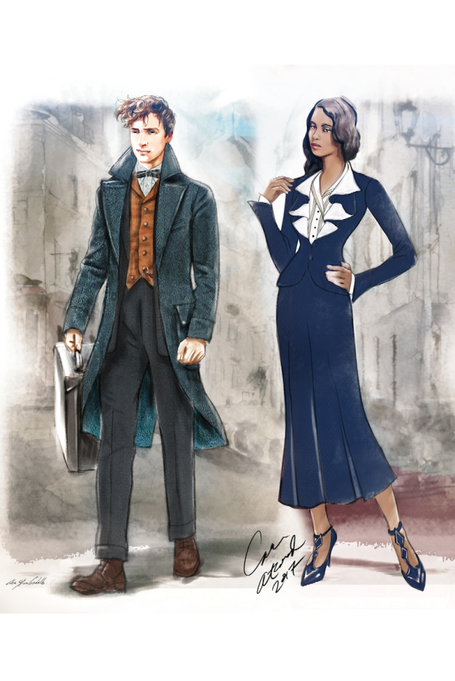 Collaborate On An Exclusive Outfit With Costume Designer Colleen Atwood