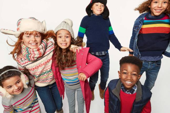 Gap Holiday 2018 Meet Me in the Gap 5