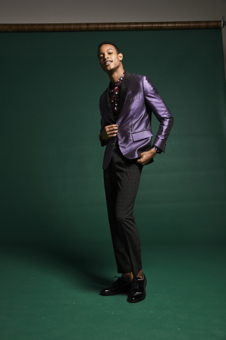 Macy_s gives the gift of great style with a statement dinner jacket by I.N.C., $129.50