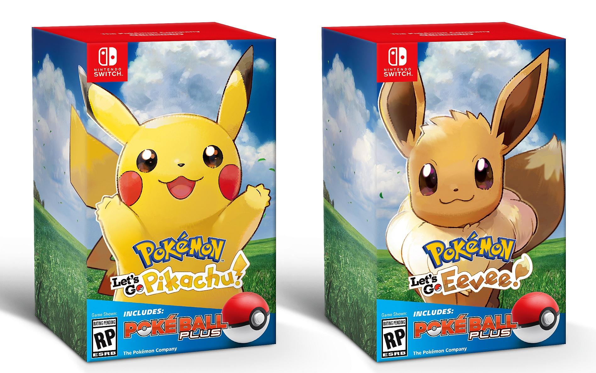 Nintendo_PokemonLetsGoPikachuPokeBallPlusPack 1