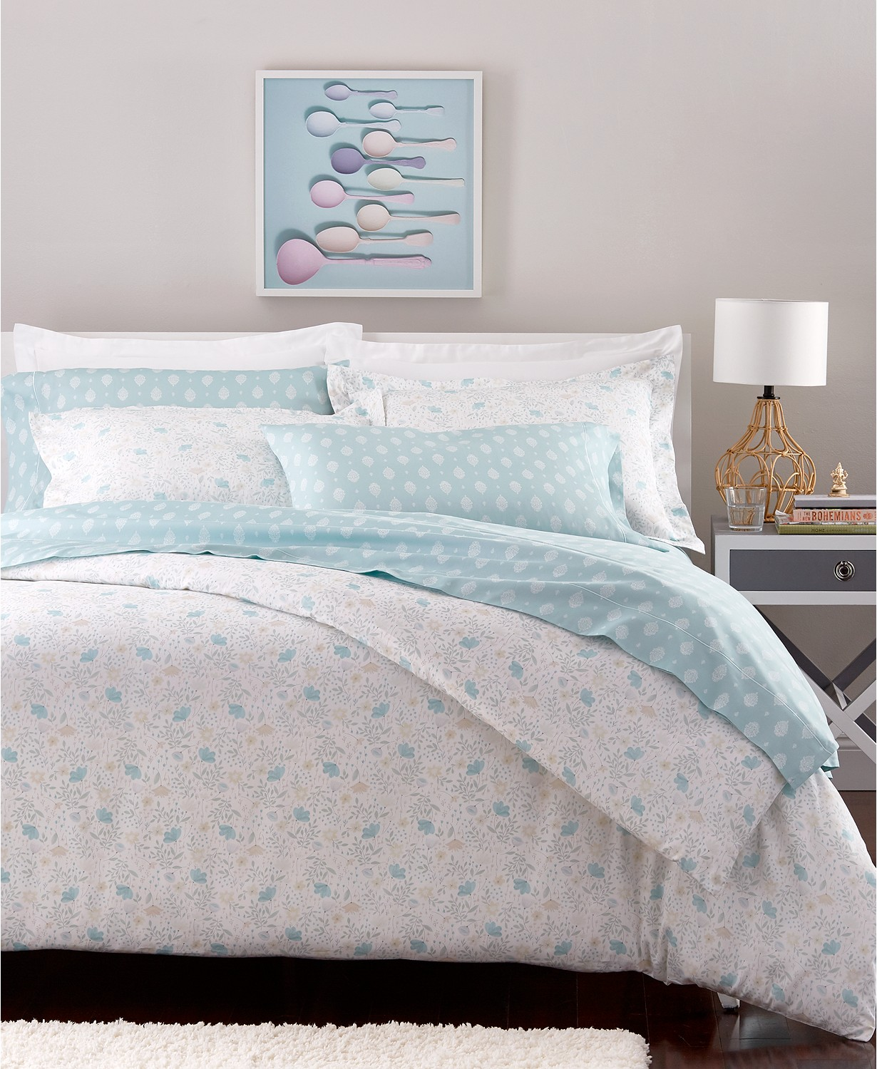 Goodful Bedding Collection, 300 Thread Count Hygro Cotton, Created for Macy's
