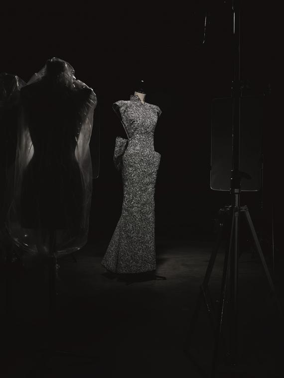 Image 6 - Marc Bohan for Christian Dior, Pollock dress