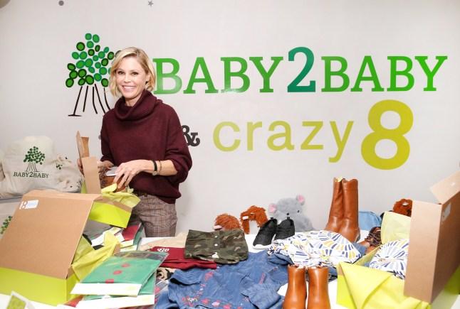 Julie Bowen Baby2Baby Ambassador