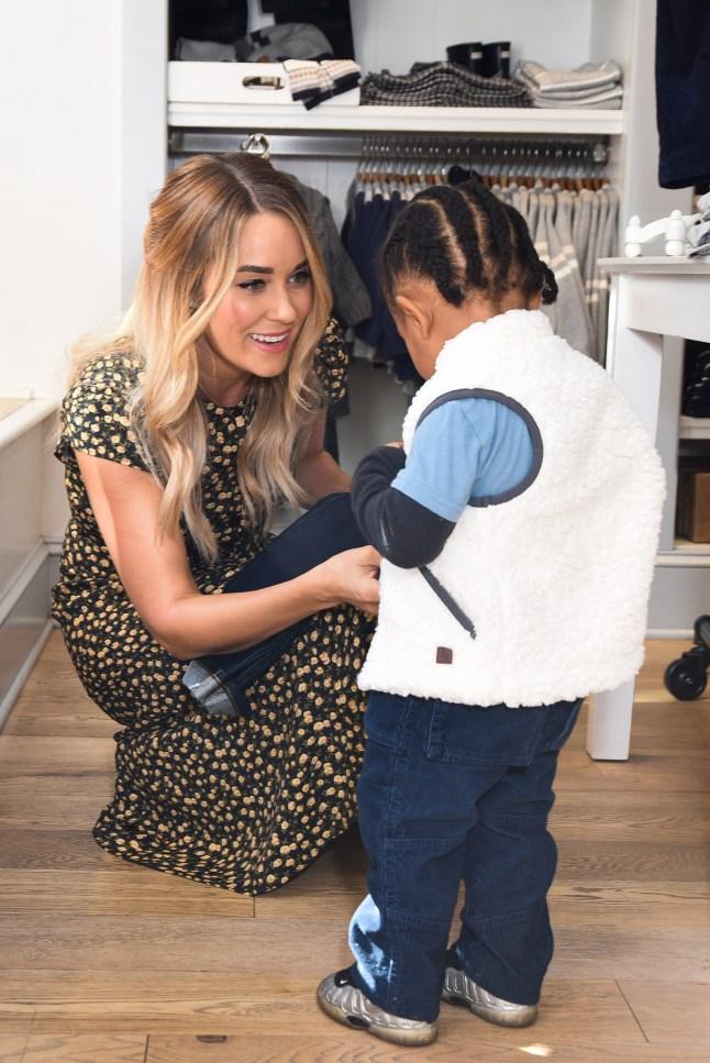 Lauren Conrad Baby2Baby Ambassador