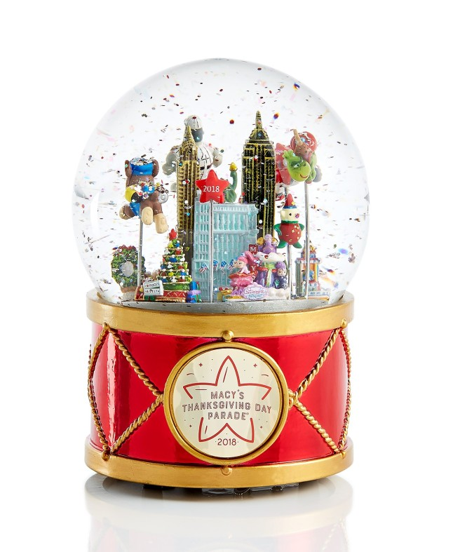 Macy's New! 2018 Macy's Parade Snowglobe, Created for Macy's