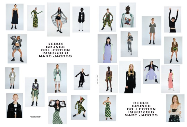 Marc Jacobs International Special 2018 Capsule