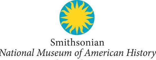 SMITHSONIAN NATIONAL MUSEUM OF AMERICAN HISTORY LOGO