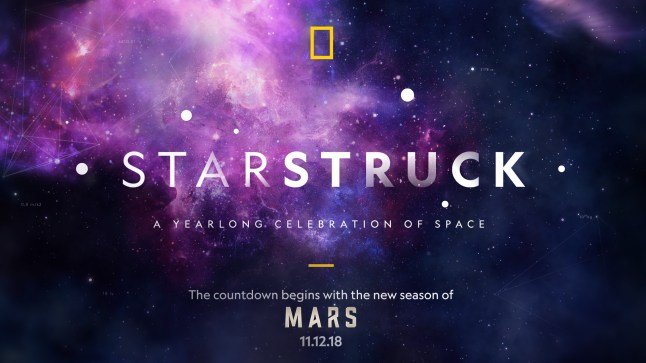 National Geographic Starstruck Launch 2018