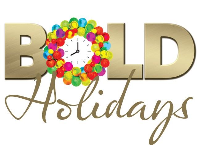 BOLD Holidays Logo