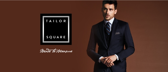 Tailor Square Made-To-Measure