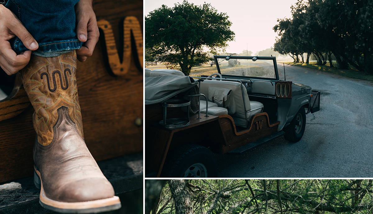The King Ranch Barn Boot