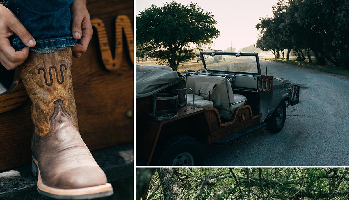 The King Ranch Barn Boot