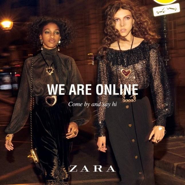 Zara---We-Are-Online